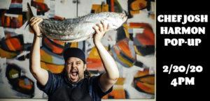 Chef Josh Harmon Pop-Up @ Great Raft Brewing